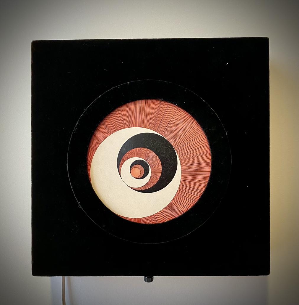 Rotoroscope, Marcel Duchamp